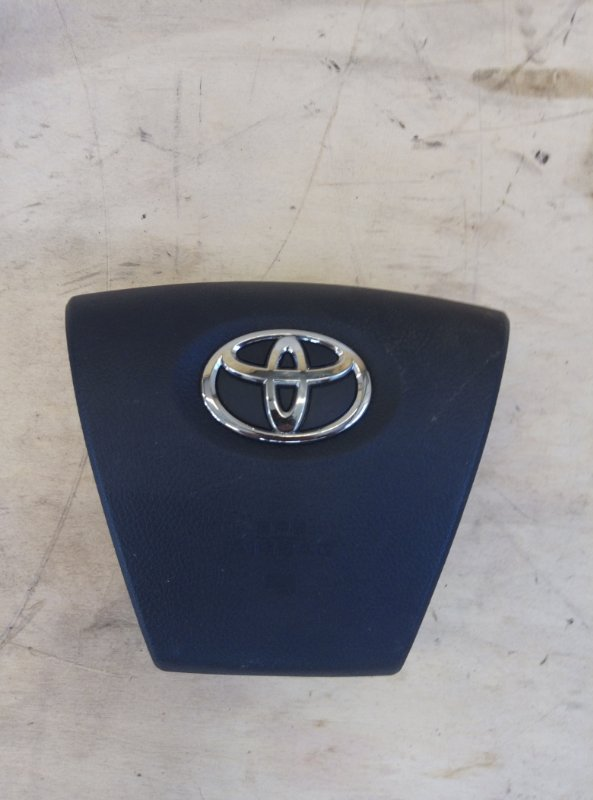 Airbag на руль Toyota Camry AVV50 2AR-FXE 2012
