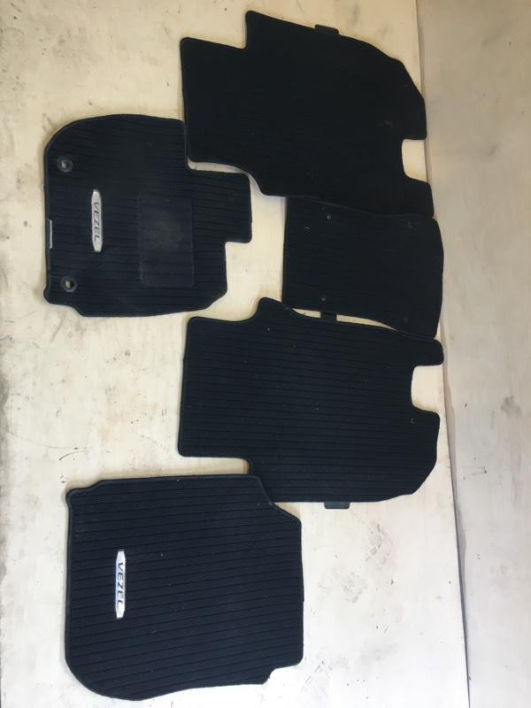 Коврики комплект Honda Vezel RU1 L15B 2014