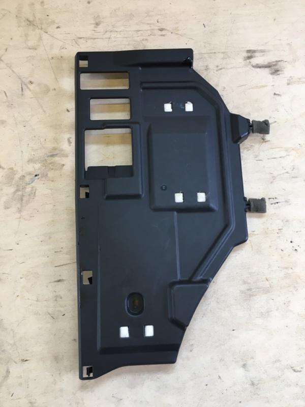 Пластик салона Toyota Camry AVV50 2AR-FXE 2012