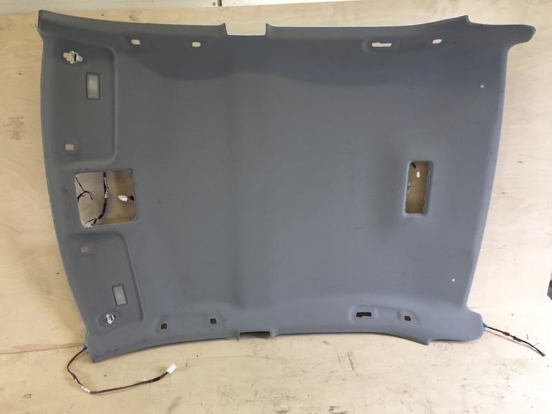 Обшивка потолка Toyota Camry AVV50 2AR-FXE 2012