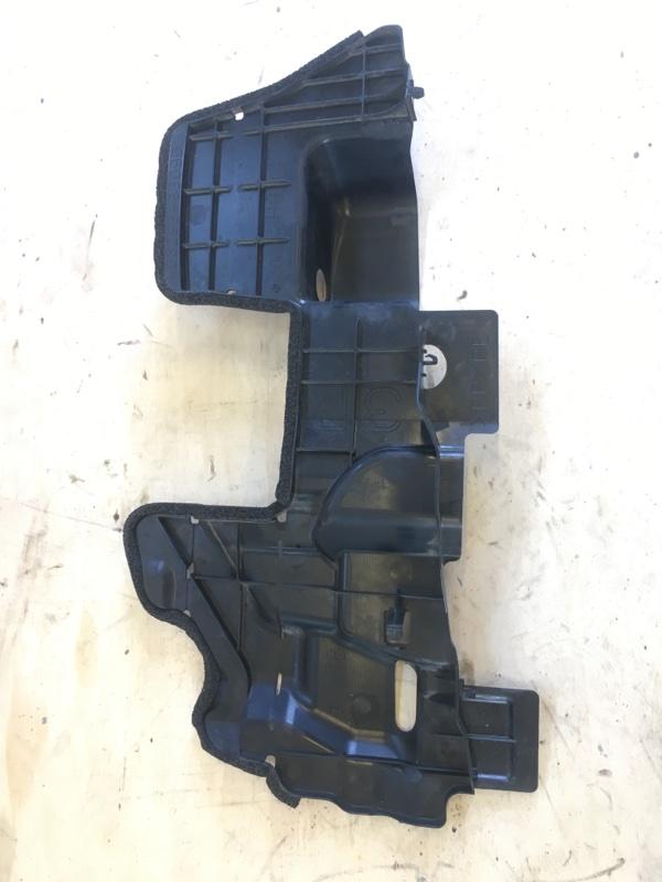 Защита радиатора Toyota Camry AVV50 2AR-FXE 2012 правая