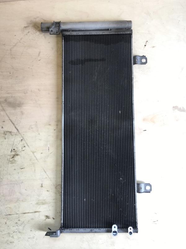 Радиатор кондиционера Toyota Camry AVV50 2ARFXE 2500CC 16-VALVE DOHC EFI 2011