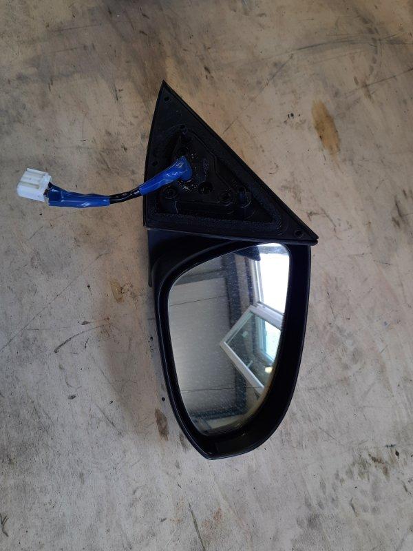Зеркало Toyota Camry AVV50 2ARFXE 2500CC 16-VALVE DOHC EFI 2011 переднее правое