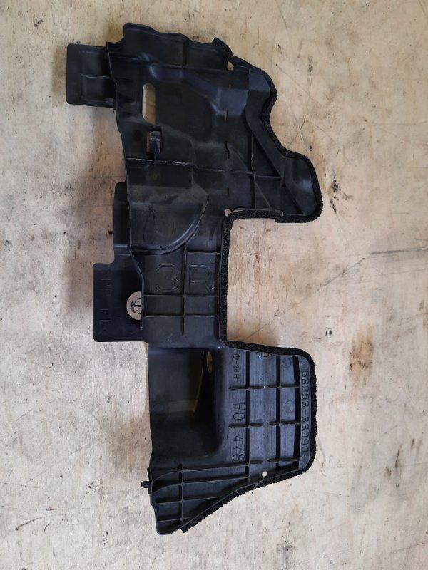 Дефлектор радиатора Toyota Camry AVV50 2ARFXE 2500CC 16-VALVE DOHC EFI 2011 передний правый