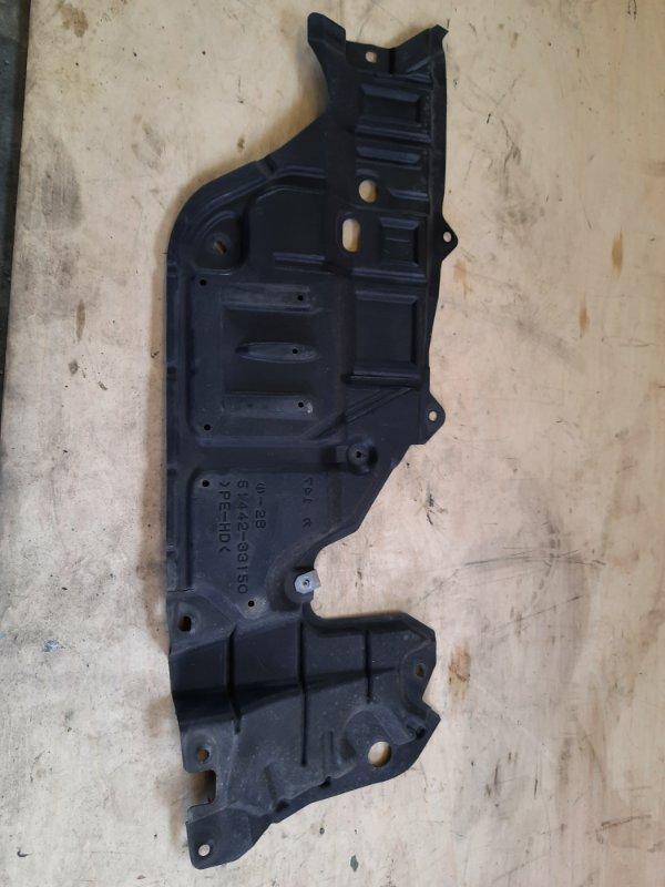 Защита двигателя Toyota Camry AVV50 2ARFXE 2500CC 16-VALVE DOHC EFI 2011