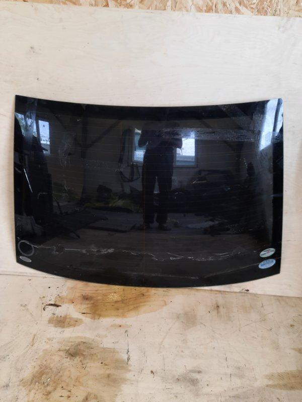 Стекло заднее Toyota Camry AVV50 2ARFXE 2500CC 16-VALVE DOHC EFI 2011 заднее