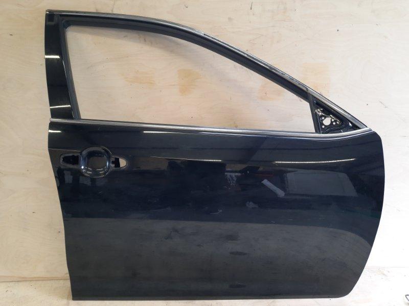 Дверь Toyota Camry AVV50 2ARFXE 2500CC 16-VALVE DOHC EFI 2011 передняя правая