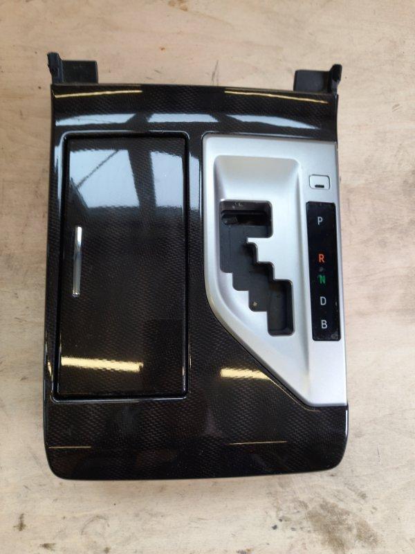 Консоль акпп Toyota Camry AVV50 2ARFXE 2500CC 16-VALVE DOHC EFI 2011