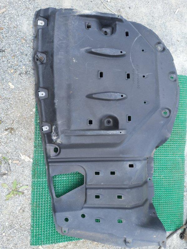 Защита топливного бака Toyota Camry AVV50 2ARFXE 2500CC 16-VALVE DOHC EFI 2011