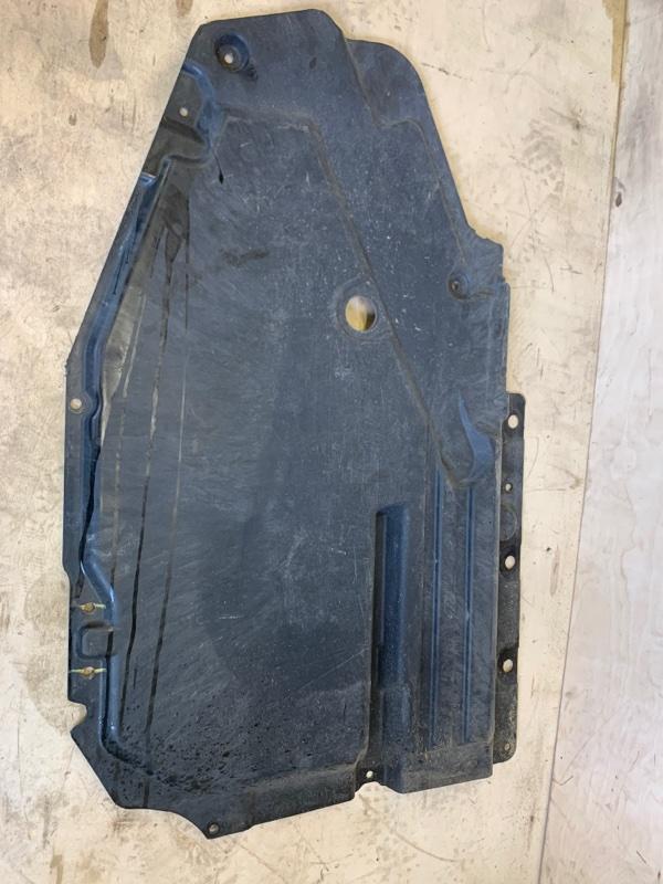 Защита днища кузова Bmw X5 E70 N52B30 2009