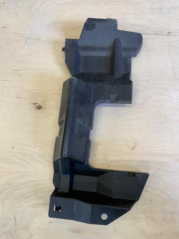 Защита радиатора Honda Vezel RU1 L15B 2014 правая