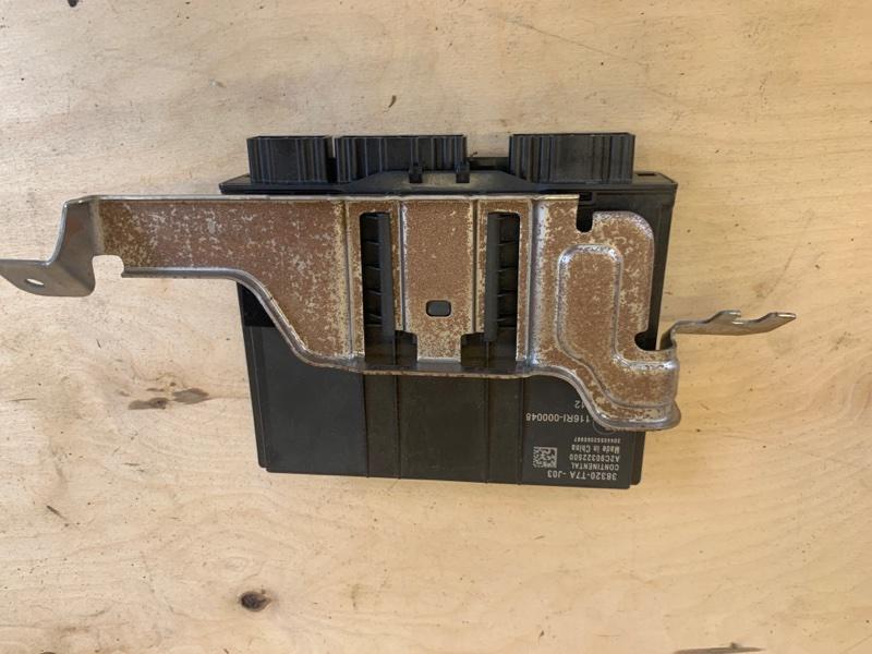 Блок управления , иммобилайзер Honda Vezel RU1 L15B 2014