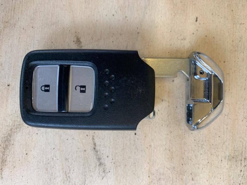 Ключ Honda Vezel RU1 L15B 2014