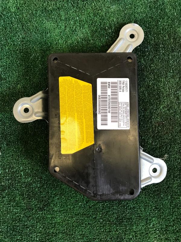 Подушка безопасности Bmw X5 E53 N62B44 2006 задняя правая