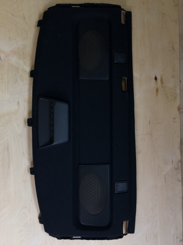 Полка багажника Toyota Camry AVV50 2ARFXE 2500CC 16-VALVE DOHC EFI 2013