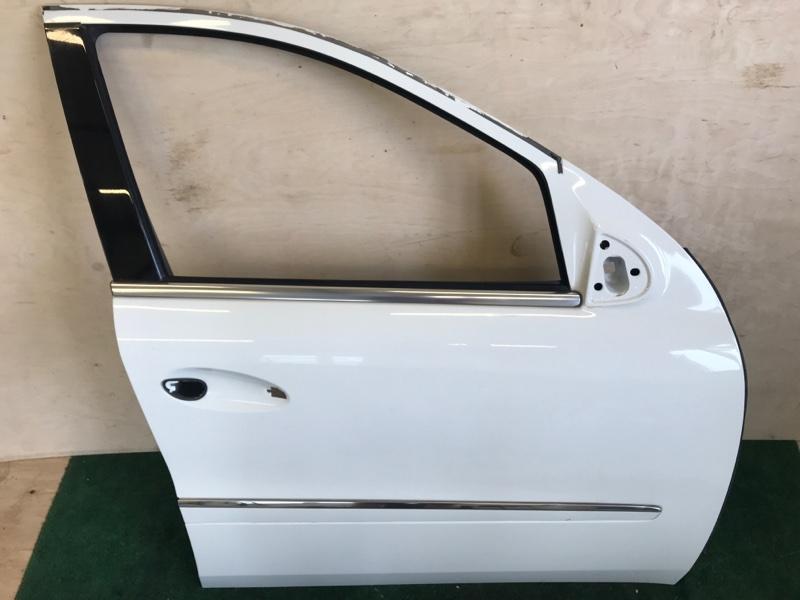 Дверь Mercedes Benz Gl-Class X164 M273E46 2008 передняя правая