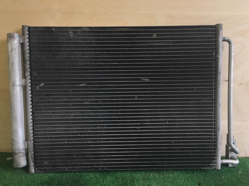 Радиатор кондиционера Bmw X5 E53 N62B44 2006