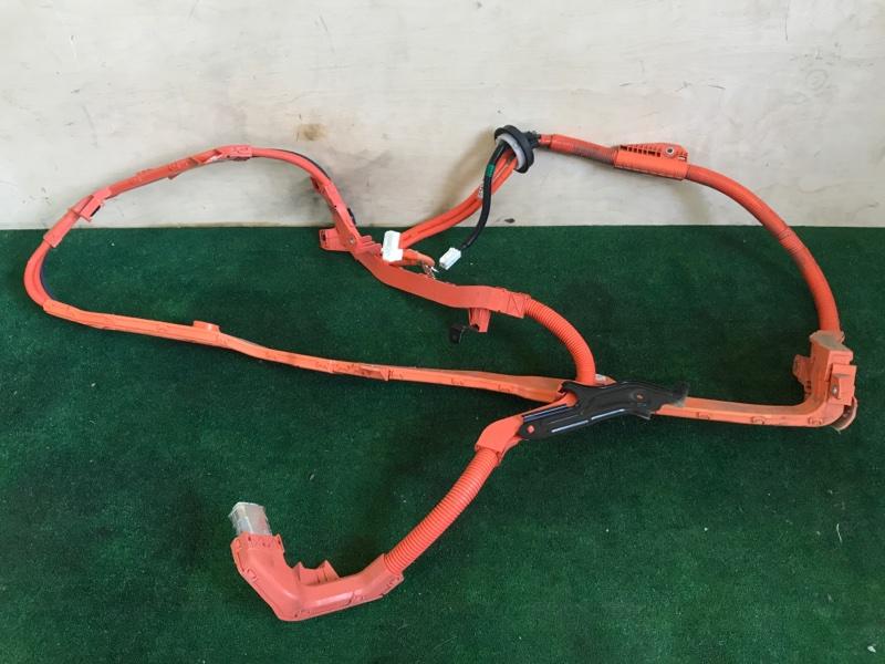 Высоковольтный кабель Toyota Camry AVV50 2ARFXE 2500CC 16-VALVE DOHC EFI 2013