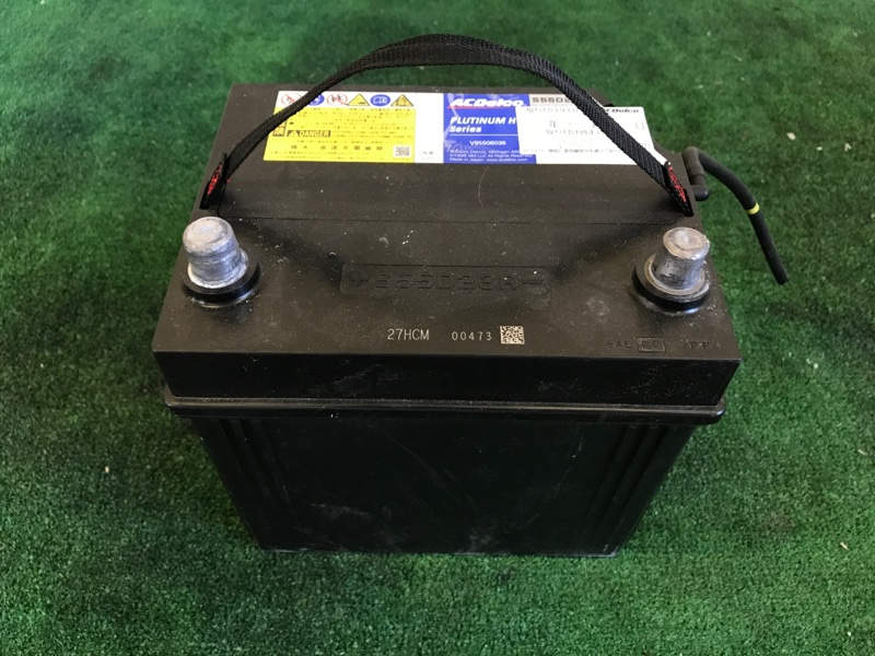Аккумулятор Bmw X5 E53 N62B44 2006