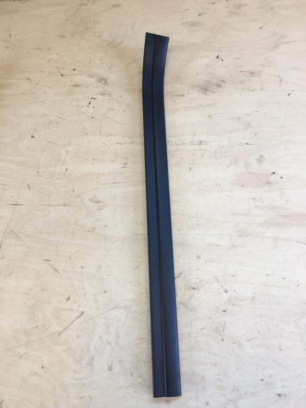 Накладка на порог Bmw X5 E53 N62B44 2006 передняя левая