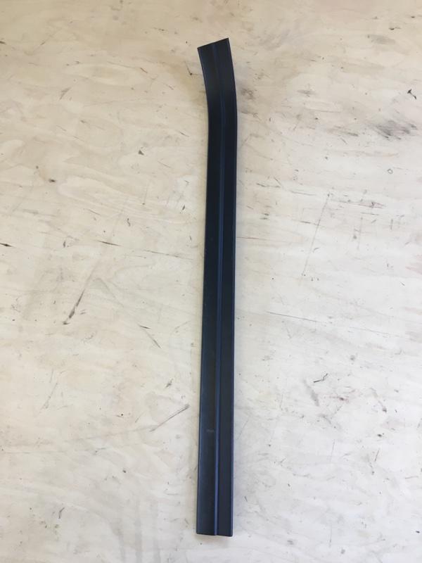 Накладка на порог Bmw X5 E53 N62B44 2006 передняя правая