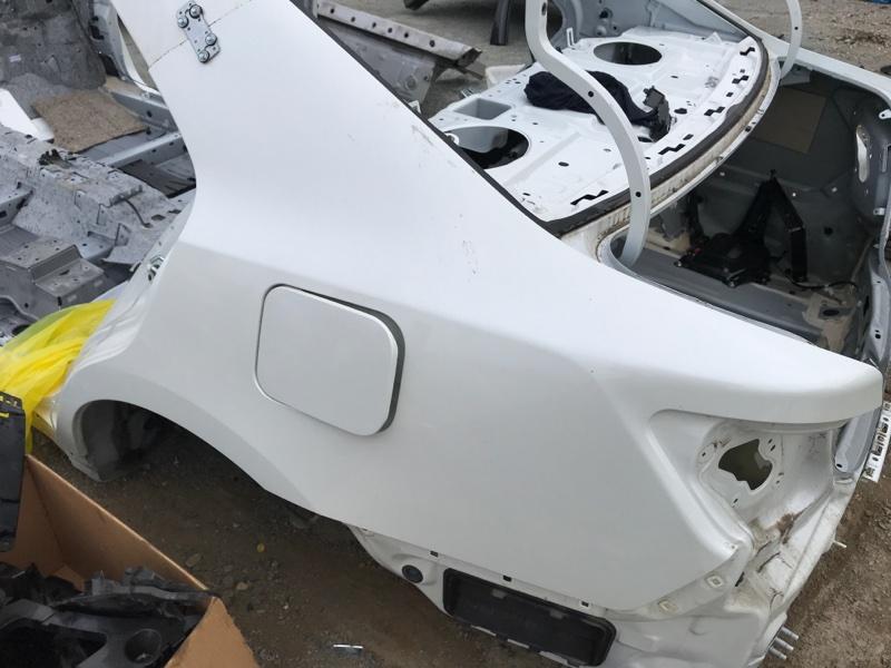 Крыло Toyota Camry AVV50 2ARFXE 2500CC 16-VALVE DOHC EFI 2013 заднее левое