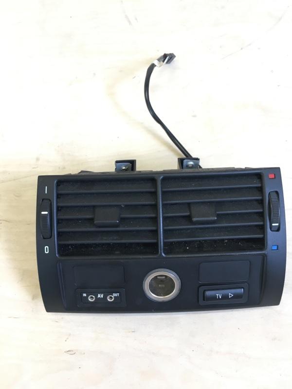 Дефлектор воздушный Bmw X5 E53 M54B30 2003 (РЕСТ)