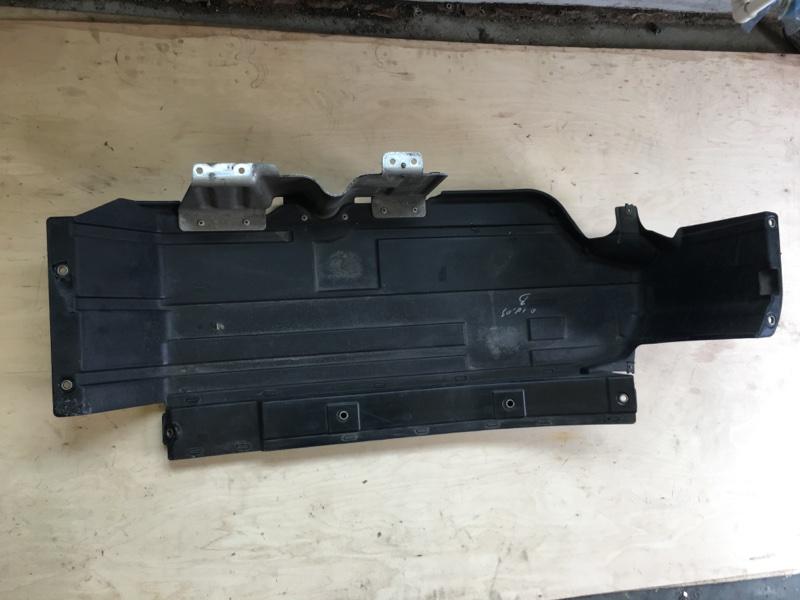 Защита топливного бака Bmw X5 E53 M54B30 2003 (РЕСТ) левая