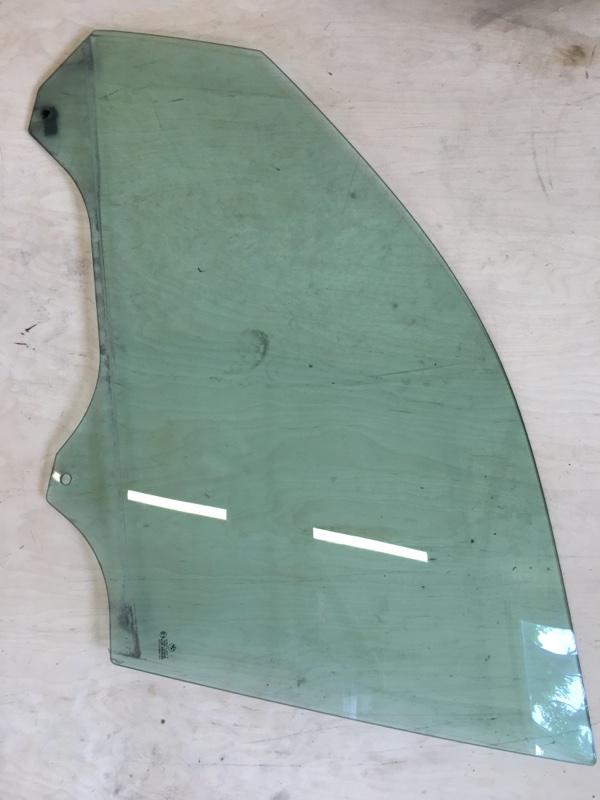 Стекло двери Bmw X5 E53 M54B30 2003 (РЕСТ) переднее левое
