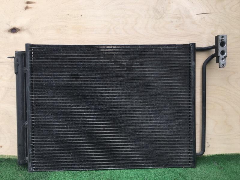 Радиатор кондиционера Bmw X5 E53 M54B30 2003 (РЕСТ)