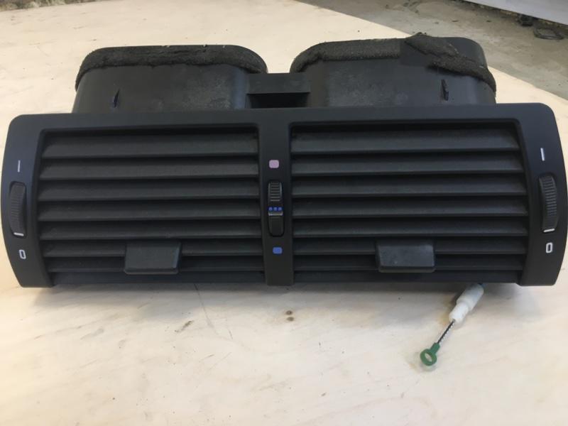 Дефлектор воздушный Bmw X5 E53 M54B30 2003 (РЕСТ) передний