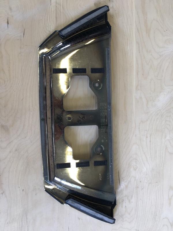 Накладка крышки багажника Toyota Crown Atlet AWS210 2ARFSE 2013