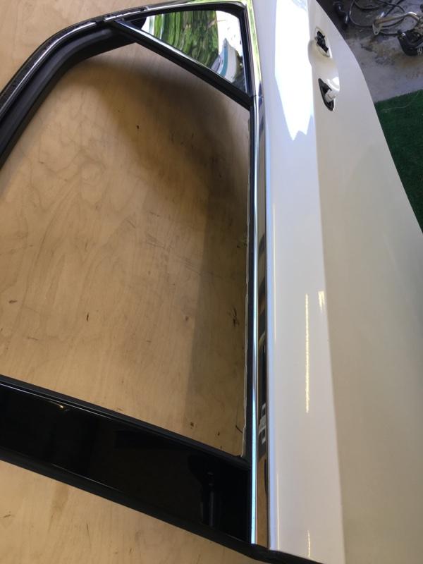 Дверь Toyota Crown Atlet AWS210 2ARFSE 2013 задняя левая
