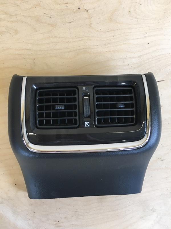 Дефлектор воздушный Toyota Crown Atlet AWS210 2ARFSE 2013