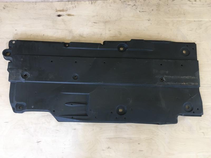 Защита днища кузова Toyota Prius ZVW51 2ZR-FXE правая