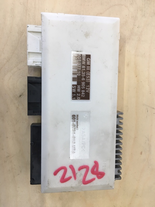 Электронный блок Bmw X5 E53 M54B30 2000