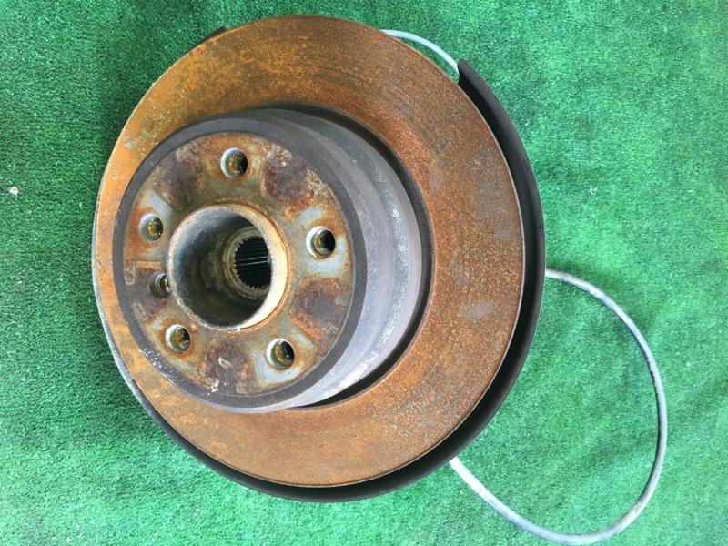 Ступица Bmw X5 E53 M54B30 2003 (РЕСТ) задняя правая