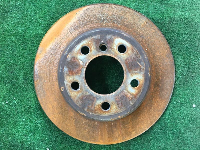 Тормозной диск Bmw X5 E53 M54B30 2003 (РЕСТ) задний