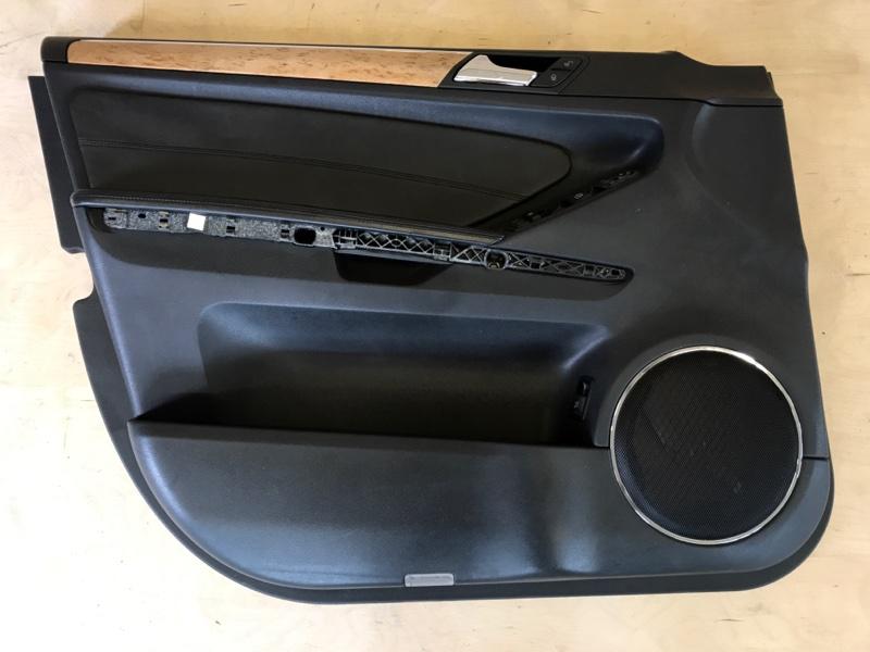 Обшивка двери Mercedes Benz Gl-Class X164 M273E46 2008 передняя левая