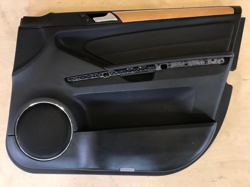 Обшивка двери Mercedes Benz Gl-Class X164 M273E46 2008 передняя правая