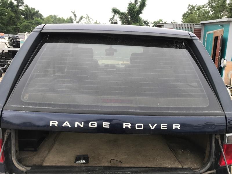 Крышка багажника Land Rover Range Rover P38A M57D25 1996