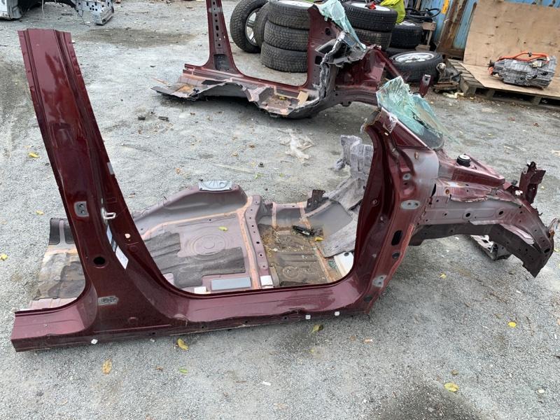 Лонжерон Honda Vezel RU1 L15B 2014 правый