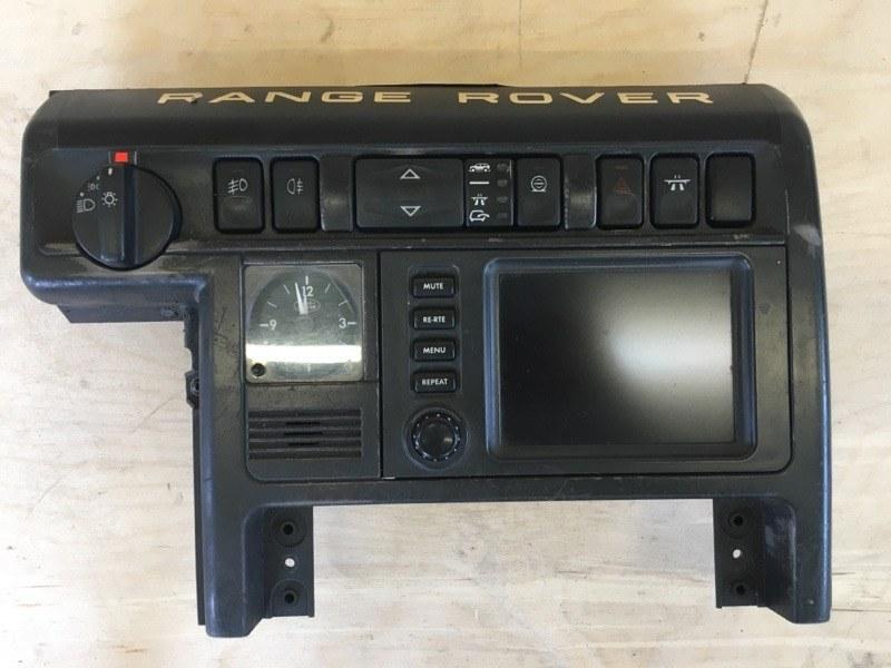 1 Land Rover Range Rover P38A M57D25 1996