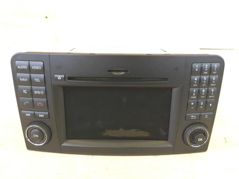 Магнитола Mercedes Benz 164.186 Ml350 4Matic W164 M272E35 2008