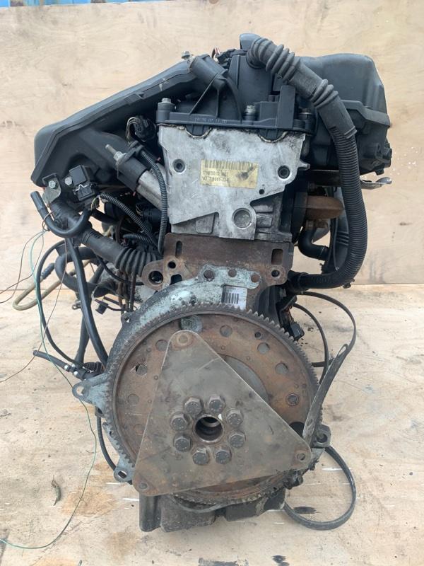 Двигатель Bmw E46 M57D30 2004