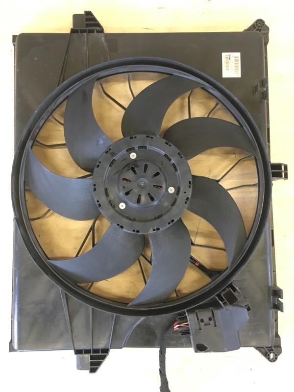 Вентилятор охлаждения Mercedes Benz 164.186 Ml350 4Matic W164 M272E35 2008