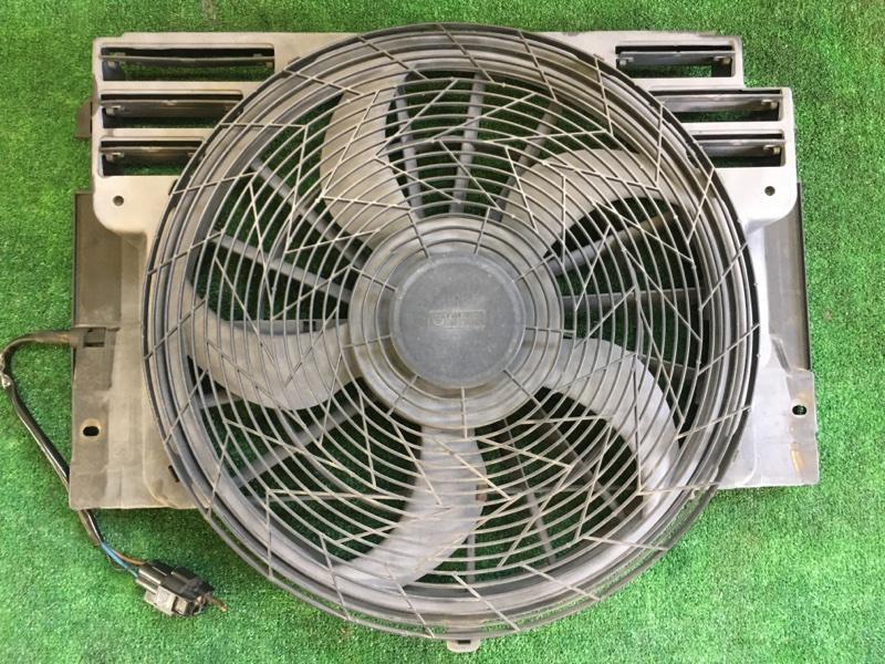 Вентилятор охлаждения Bmw X5 E53 M54B30 2003