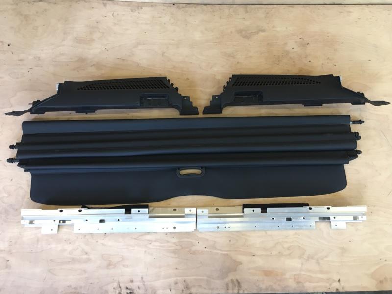 Полка багажника Bmw X5 E53 M54B30 2003