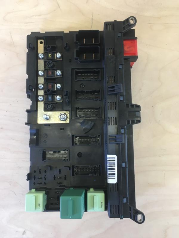Блок предохранителей Bmw X5 E53 M54B30 2003