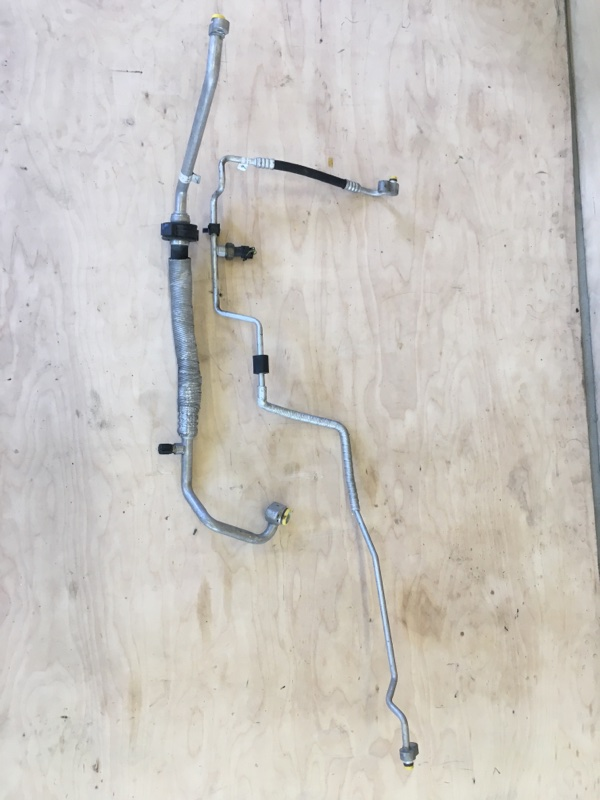 Трубки кондиционера Bmw X5 E53 M54B30 2003